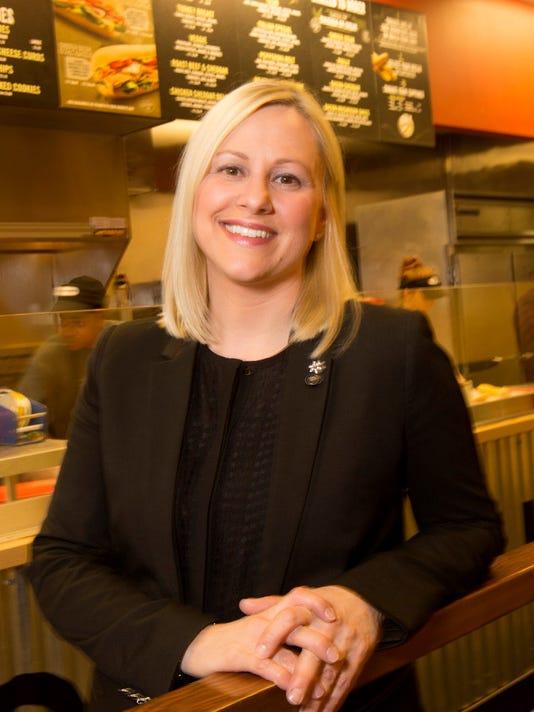 Cousins Subs CEO Christine Specht