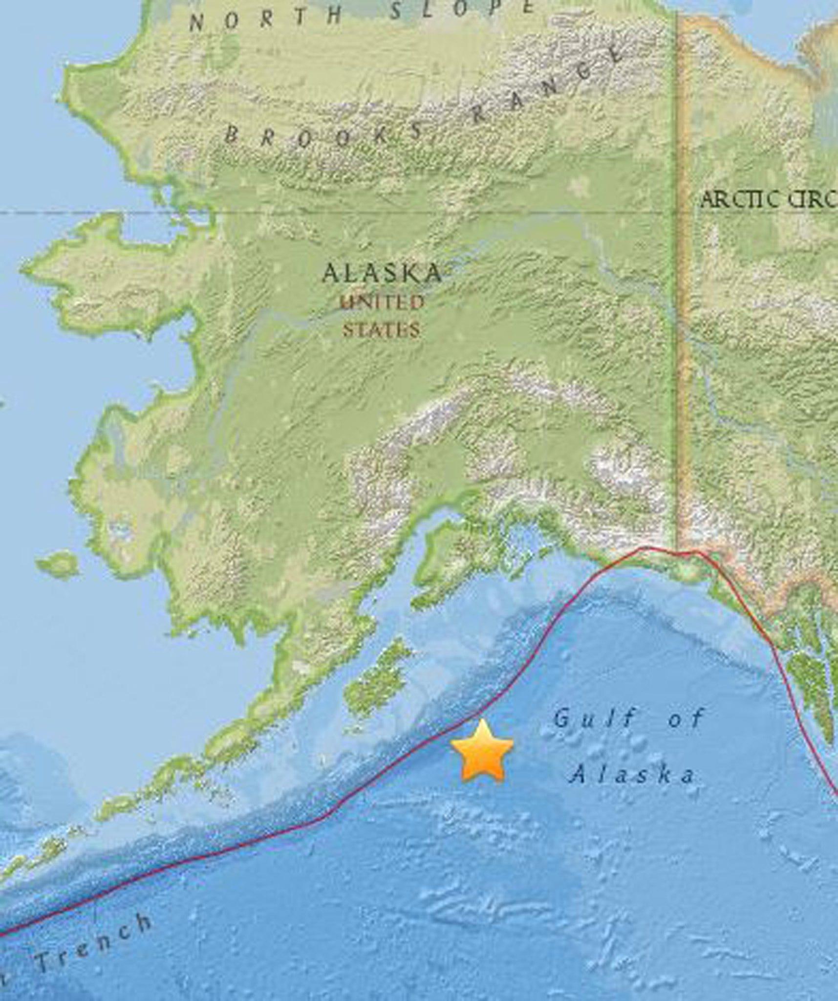 Tsunami warning canceled after massive 79 Alaska earthquake