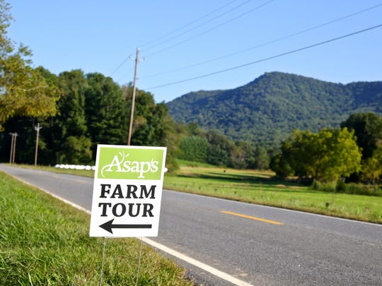 ASAP's Farm Tour covers four counties in Western North Carolina this month.