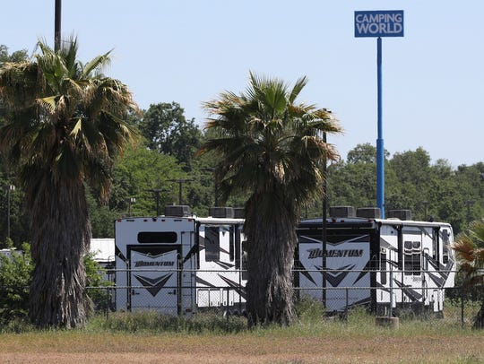 Camping World in Anderson has bought B&B RV Center