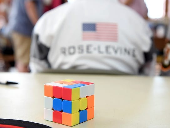 Among competitive cubers, Daniel is known simply by