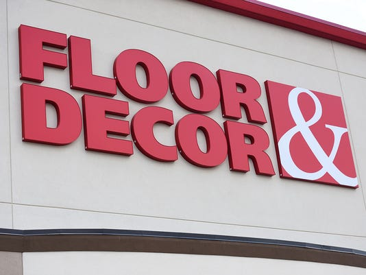 Floor and Decor, a flooring superstore.