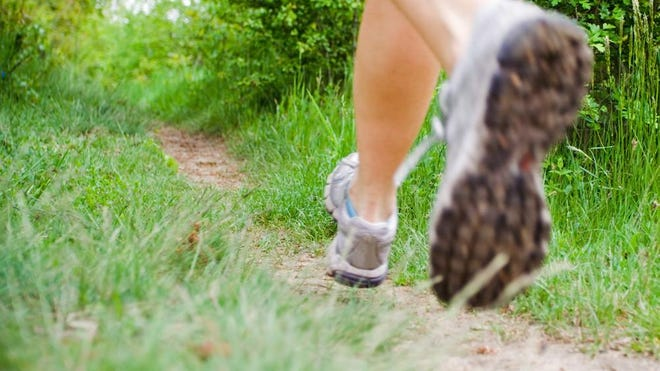 Cross country running series...