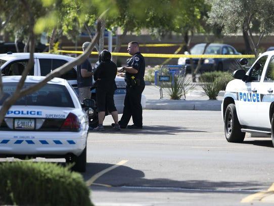 Dos policías se recuperan después de haber sido baleados