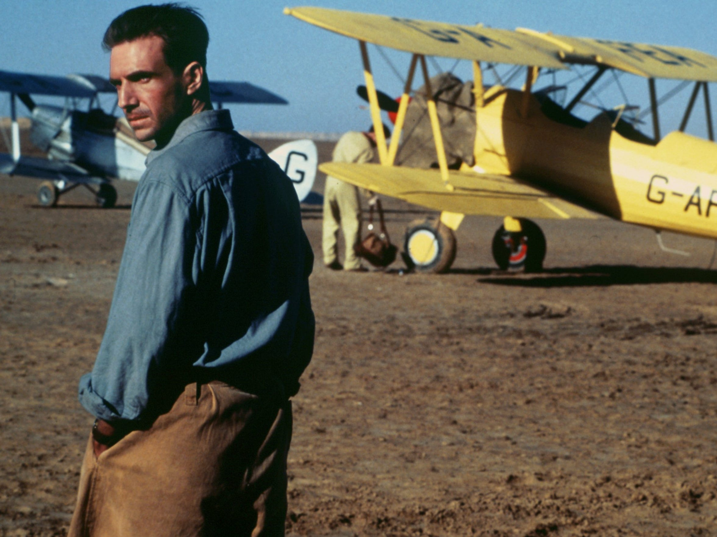 1997: 'The English Patient,' based on the novel by
