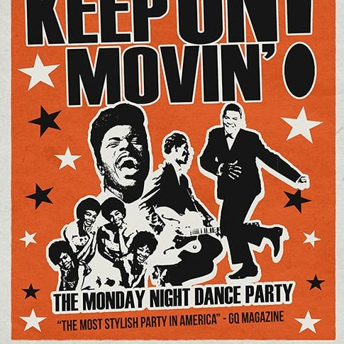 daily-itinerary: 635493348415484914-keep-on-movin