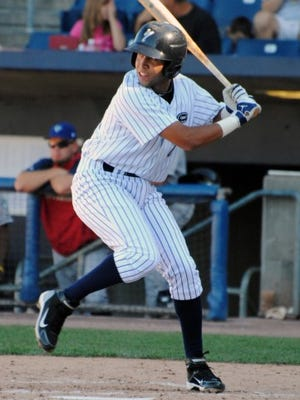 Cito Culver is hitting .210 for the Yankees' Single-A club in Tampa.
