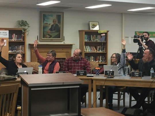 burlington school board -10-9-45-25-PM