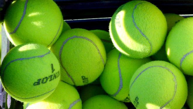 Tennis promo