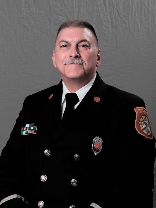Lt. Larry Gauthier FHFD