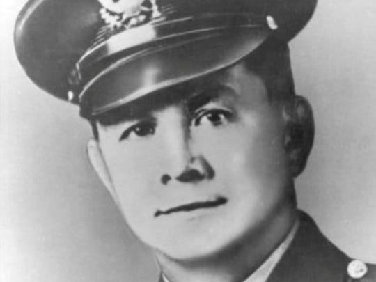 Lt. George Fox