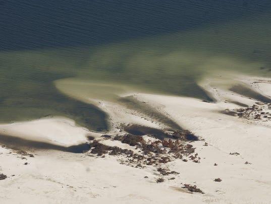 Hurricane Ivan Pensacola Beach