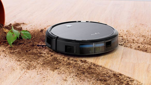 The best affordable robot vacuum is back under $200—but you need this exclusive code