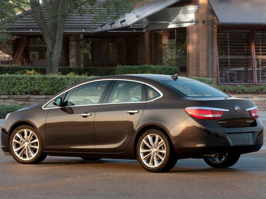 Report Gm Plans To Kill Buick Verano Sedan Next Year