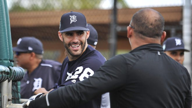 J.D. Martinez is one of the several free-agents-to-be on the Tigers' roster, which could see significant changes next winter, if not sooner.