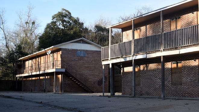 The former College Street Apartments are being rehabilitated to provide housing for AIDS-affected and high-risk individuals.