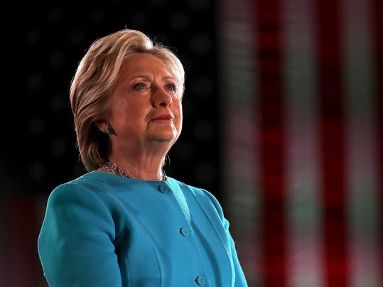 Hillary Clinton Campaigns In Crucial States Ahead Of Tuesday's Presidential Election