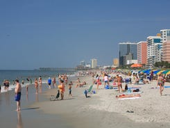 Myrtle Beach is a veritable Disneyland by the sea, with attractions everywhere you look.