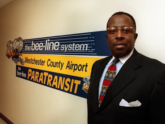 Lawrence Salley, pictured here in 1999, served as Westchester's