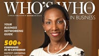 Read the digital version of the 2015 Who's Who in Business.
