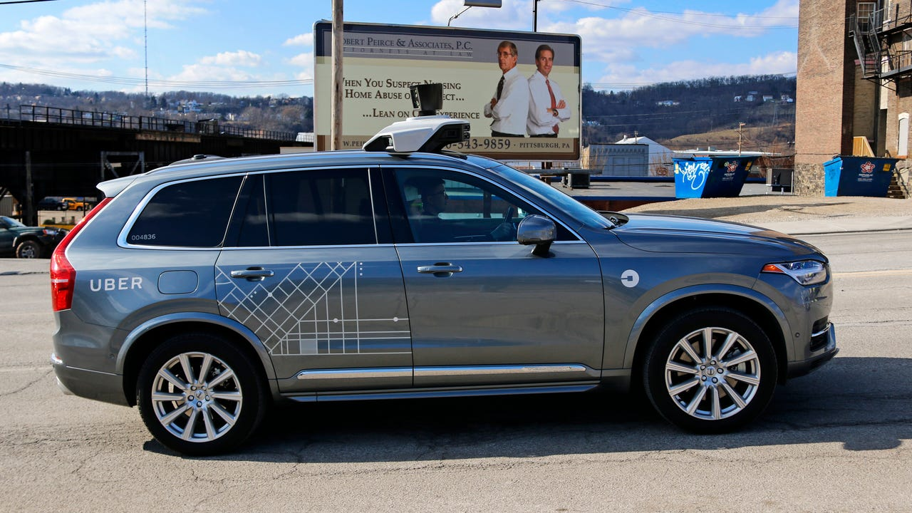 Uber's rough couple of months just keeps getting rougher. Now its self-driving car program is on hold. Video provided by Newsy