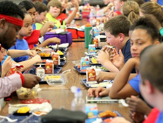 Pendleton Elementary update