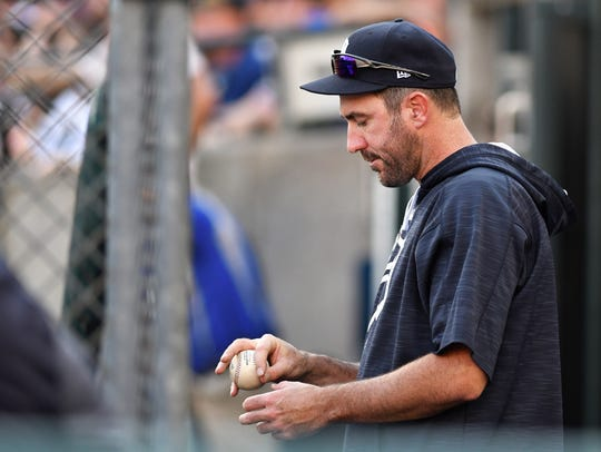 Justin Verlander's Tigers career was mostly stellar, outside of a couple injury-plagued seasons.