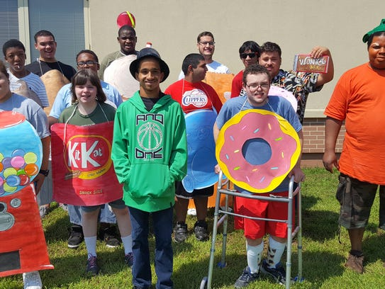 Piscataway Regional Day School students sang a spirited