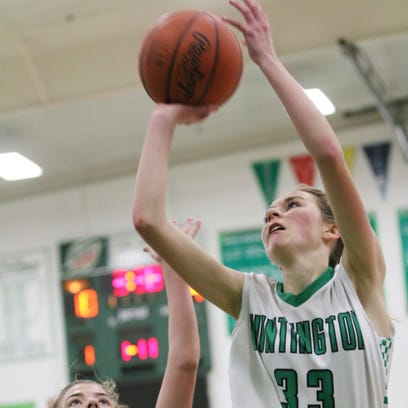 Huntington's Braiden Collins continues to rise on the