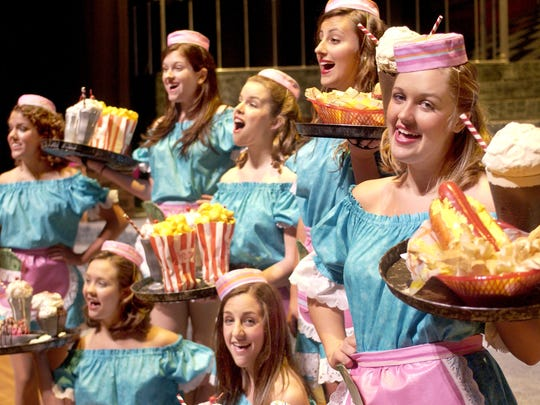 """The annual """"Showtime"""" performance by Pensacola Children's Chorus this weekend features hundreds of performers from seven choirs. Music includes classics as well as current hits."""