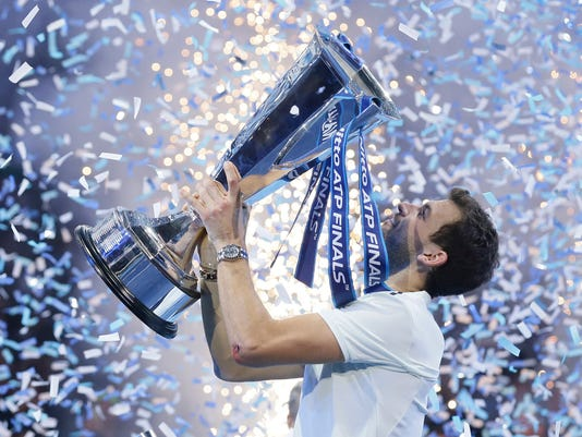 AP BRITAIN TENNIS ATP FINALS S TEN GBR