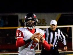 Indian Hill junior QB Reed Aichholz has thrown for nearly 2,000 yards this season.