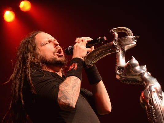 Korn In Concert