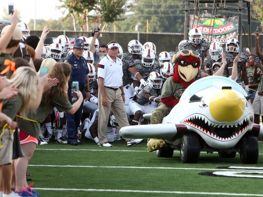ULM vs. Wake Forest 8/28/14
