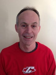 Mark Zemanski Canton coach