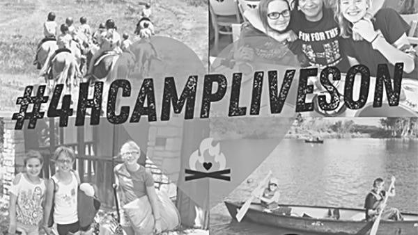 In lieu of attending camp in person this year at Rock Springs 4-H Center near Junction City, 4-H club members around the state are encouraged to follow Kansas 4-H camp on social media.