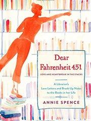 """Dear Fahrenheit 451: Love and Heartbreak in the Stacks"""