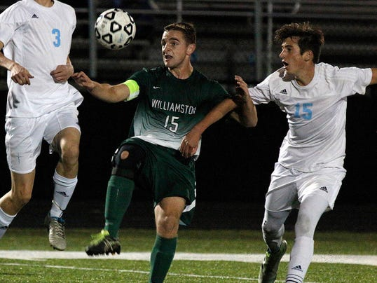 Williamston at Lansing Catholic Soccer