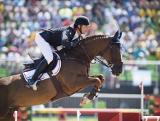 The FEI World Equestrian Games will feature the eight