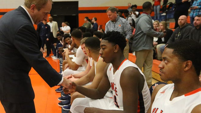 Blackman's boys will be a No. 1 seed in this week's Region 4-AAA Tournament.