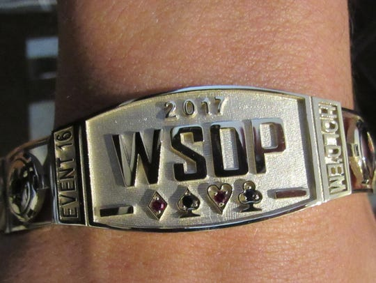 This World Series of Poker bracelet has already brought