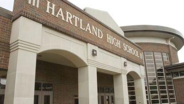 Hartland High School was built in 2003.