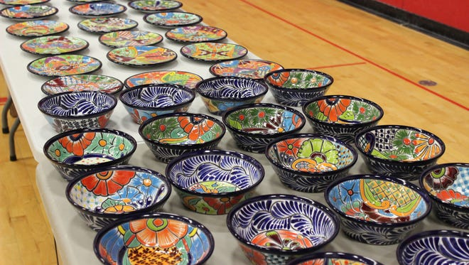 The 18th annual Love Bowls soup extravaganza to benefit Meals On Wheels of Sheboygan County will be held 10 a.m.-3 p.m. Sunday, Feb. 18 at  Sheboygan South High School.