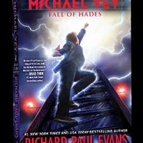 An electric conversation: author Richard Paul Evans on 'Michael Vey' series