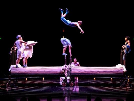 """Cirque du Soleil's """"Corteo"""""""