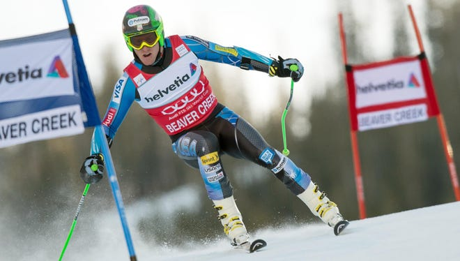 American skiier Ted Ligety is a medal contender for the Sochi Olympics.