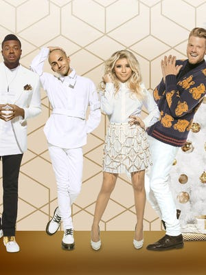 Pentatonix will perform at Hersheypark Stadium on Sunday, Sept. 2.