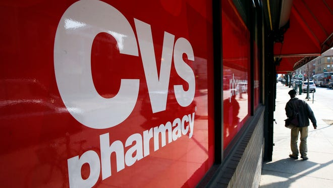 CVS Pharmacy announced Tuesday that it's launching prescription delivery nationwide.