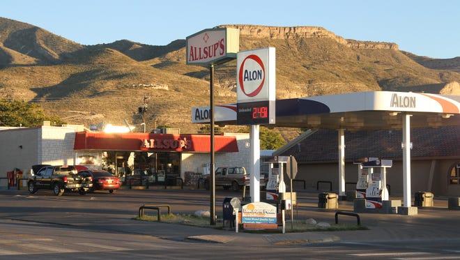 An Allsup's location in Alamogordo, New Mexico.