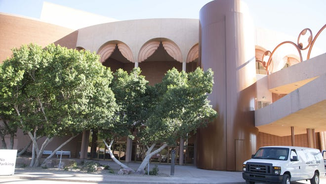 """ASU Gammage is alerting patrons about enhanced security procedures in place at the Tempe venue where """"Hamilton"""" opens."""